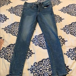 American Eagle high rise jegging size 6 skinny